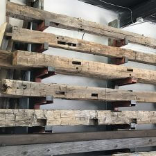 shop reclaimed wood beams