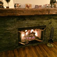 traditional-reclaimed-wood-fireplace-mantle