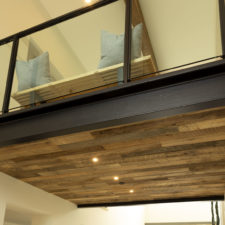 reclaimed-wood-steel-girders